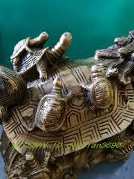 china bronze nine dragon dragon turtle sculpture ornaments