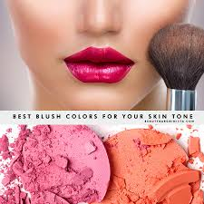 how to find the perfect blush color for your caramel olive u0026 pale