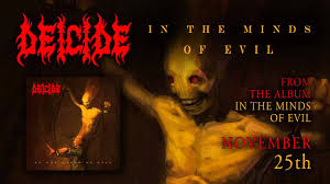 mind s deicide in the minds of evil album track youtube