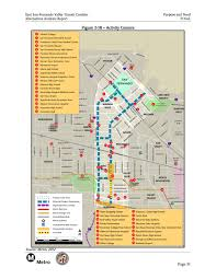 Valley Metro Light Rail Map by Alternatives Analysis Released For East San Fernando Valley