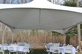 backyard tent rental backyard tent rental bridgewater party equipment rentals 30
