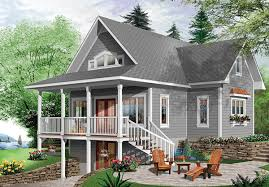 house plans with walk out basement homely idea lake house plans walkout basement home basements ideas