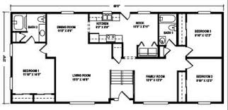 ranch homes floor plans raised ranch floor plans kintner modular homes photos northeast pa