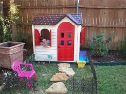 not your average playhouse easy way to make those tacky plastic