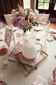 unique wedding centerpieces unique wedding centerpieces milk glass and picture frames