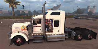 aussie kenworth trucks australian flag american truck simulator mods ats mods