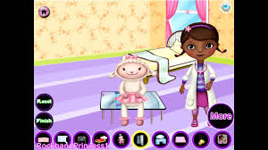 doc mcstuffins online games room decoration dress up game youtube