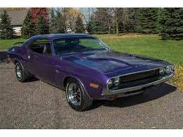 dodge challenger 1970s 1970 dodge challenger for sale on classiccars com 75 available