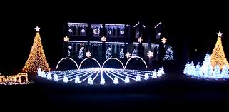 auburn fan syncs epic lights display to radio call from