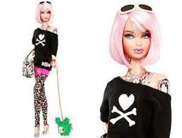 10 barbie hairstyles