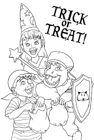 Free Printable Halloween Coloring Sheets by Free Halloween Coloring Pages Archives