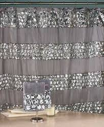 night sky black and gray shower curtain home love it want it