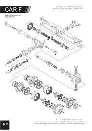 4wd carraro axle suitable for ford page 26 sparex parts lists
