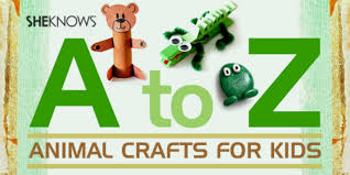 animal crafts you can make with your kids