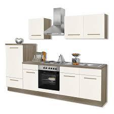 roller küche roller küchenblock wiebke magnolie inklusive e geräte