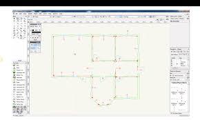 draftsight floor plan cad export orthograph