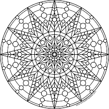 don u0027t eat the paste sun mandala to print and color