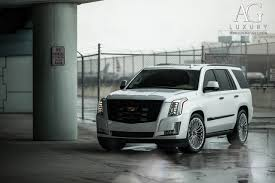 cadillac escalade ag luxury wheels cadillac escalade forged wheels