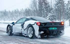 ferrari supercar news and spy photos of 2019 u0027s new ferrari 588 modificato by car