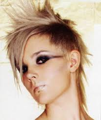 short punk hairstyles 2015 punk rock haircuts for women punk