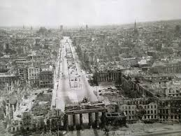 second berlin berlin in ruins during the aftermath of the second world war 1945