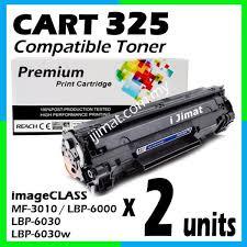 Toner Mizu 2 units compatible laser toner canon 325 cart 325 cartridge 325