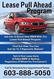 bmw lease programs tulley bmw of nashua bmw dealership in nashua nh 03060