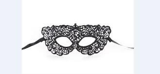 black lace masquerade masks 50 black lace masquerade mask gregwaa