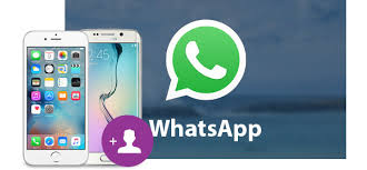 how to add to a on android how to add contacts to whatsapp on iphone and android phone
