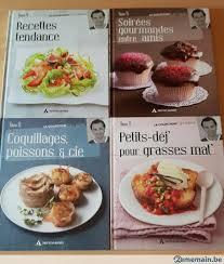 livre de cuisine cyril lignac livres de cuisine cyril lignac 19 pièces a vendre 2ememain be