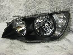 lexus is300 black hid illusionz lexus is300 black housing painted headlights