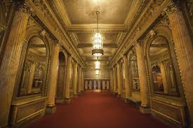 Winter Garden Theather In Pictures The Century Old Elgin And Winter Garden Theatre The