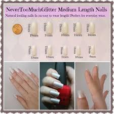 splatter gothic fake nails horror goth creepy blood nails