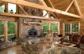 rustic log house plans beaver mountain log cedar homes hancock ny the rustic log home
