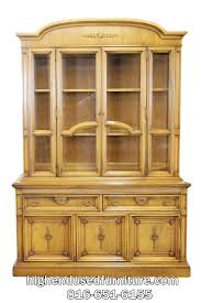 Tuscan Style Furniture by High End Used Furniture United Furniture 56 U2033 Mid Century Tuscan