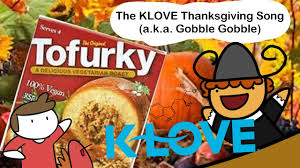 the k thanksgiving song animated