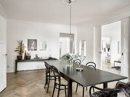 dining room breathtaking scandinavian dining room design with