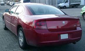 file dodge charger rear 20071215 jpg wikimedia commons