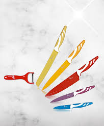 buy royal koch ceramic knife set bakker com