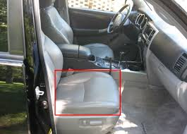 toyota leather seats oem seat cover toyota 4runner forum largest 4runner forum