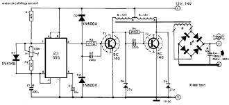 inverter 12v dc to 240v dc electronic schematic diagram