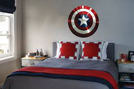 Captain America Bedroom by Captain America Wall Decal Vinyl Wall Graphics Captain America