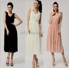 casual tea length summer dresses naf dresses