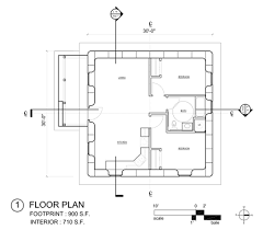 Floor Plan Open Source | free open source strawbale house design strawbalehouse