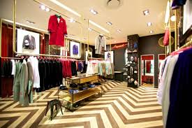Garment Shop Interior Design Ideas Menswear Retail Design Blog