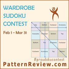 sudoko wardrobe contest 2017 sewing discussion topic
