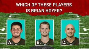 Brian Hoyer Memes - from starting qb to the bench why are so many nfl quarterbacks