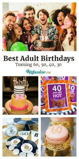 birthday gift for turning 60 best birthday party ideas turning 60 50 40 30 via