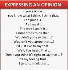 expressing opinions in english agreeing and disagreeing esl buzz