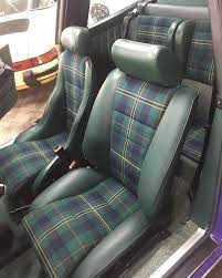 Car Upholstery Edinburgh 162 Best Plaid Vehicles Images On Pinterest Plaid Car